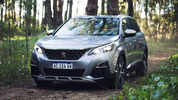 Así es el nuevo 5008 SUV que Peugeot presentó de forma oficial en Cariló