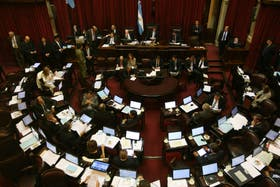 Hoy a las 15 el proyecto de ley de blanqueo de capitales será tratado en la Cámara baja