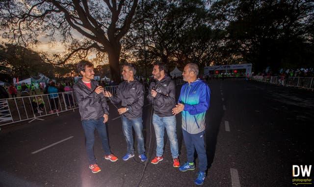 La Nación Corre transmitió la carrera por Facebook Live