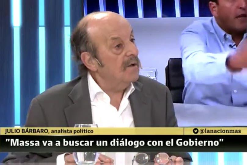 El analista político pasó por Terapia de Noticias y opinó sobre el paro de la CGT contra el Gobierno