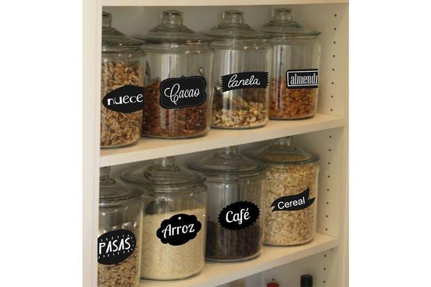 Propuestas para renovar tu cocina   decoideas   espacio living