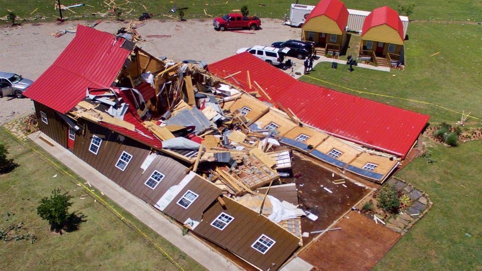 Estados Unidos: al menos 14 muertos por tornados. Foto: Reuters / Brandon Wade