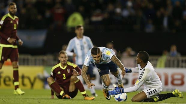 Diego Maradona contra Sampaoli: