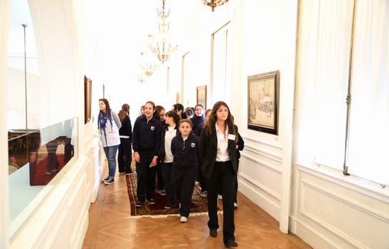 La Legislatura participó en la última edición de la Noche de los Museos..