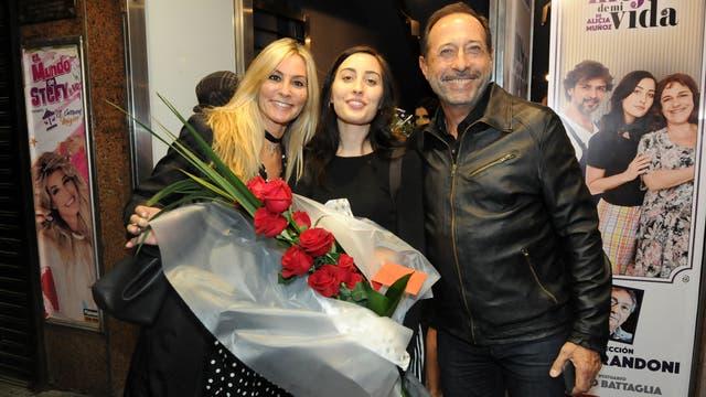 Rosas rojas para la actriz
