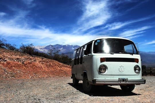 VW Kombi. Foto: Valentín Minguez
