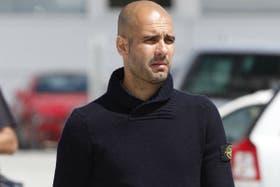 Pep dirigirá a Bayern desde mitad de año