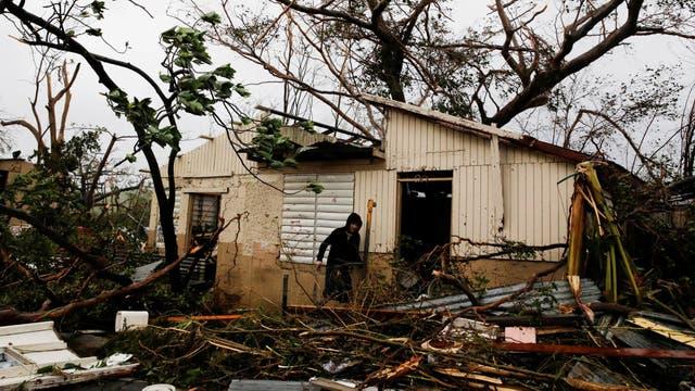 """""""Esto va a ser un acontecimiento histórico para Puerto Rico"""", dijo Abner Gómez, director de la agencia de gestión de desastres de Puerto Rico"""