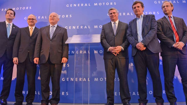 General Motors invierte US$ 300 millones en la planta de General Alvear