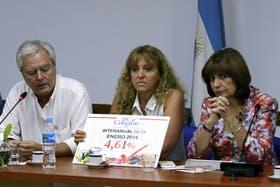 Jorge Capitanich cargó contra el índice de inflación del Congreso difundido ayer por legisladores opositores