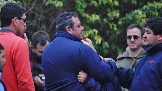 El hermano del colectivero asesinado durante la protesta en La Plata
