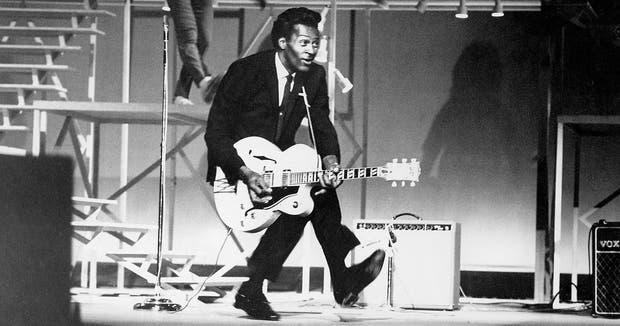 Chuck Berry falleció a los 90 años