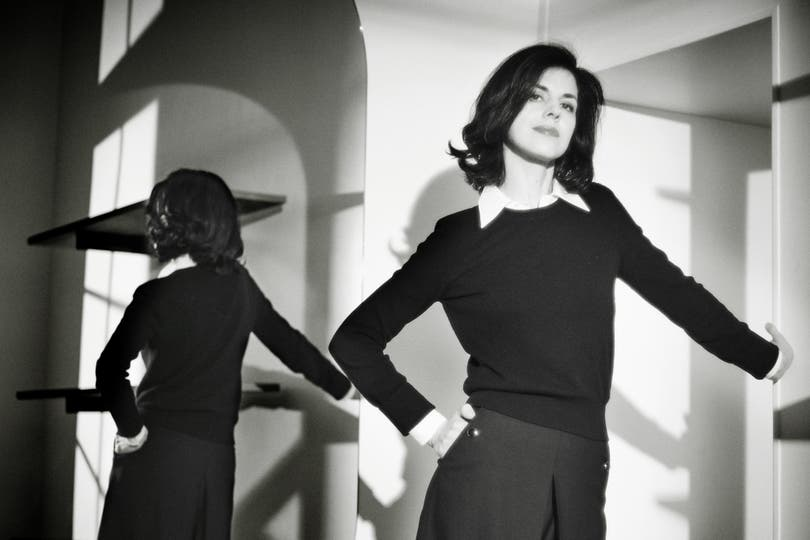 Vanessa Seward, la dise?adora argentina que viste celebrities, de la realeza a grandes actrices