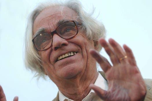 Sus obras lograron consagrarlo como figura del arte argentino. Foto: Archivo