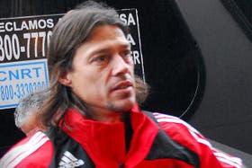 Almeyda, el flamante entrenador de River