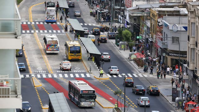 Efecto metrobus. El acceso a los medios de transporte mejoran la valuación