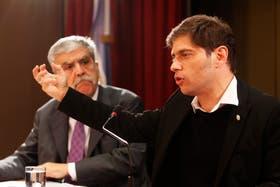 De Vido y Kicillof anuncian el tarifazo