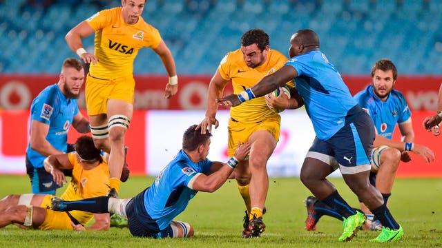 Los Jaguares perdieron ante Bulls y sufrieron otra caída en la gira por Sudáfrica en el Super Rugby