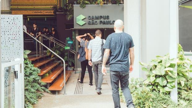 El campus de Google en San Pablo
