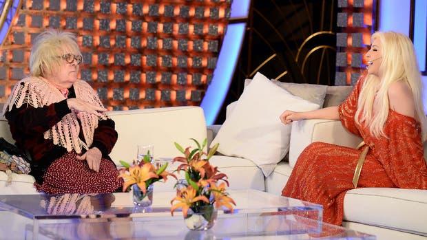 El reencuentro con la ''abuela'' (Antonio Gasalla) marcó el pico de audiencia para Susana Giménez