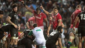 Los Lions vencieron a los Maorí All Blacks y ahora tendrán dos partidos ante la selección de Nueva Zelanda