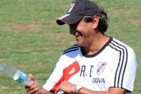 EL último internacional que ganó River fue la Supercopa 1997 con Ramón en el banco