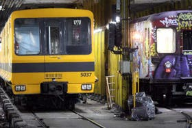 Se proyectan vagones con aire acondicionado para las líneas B y D