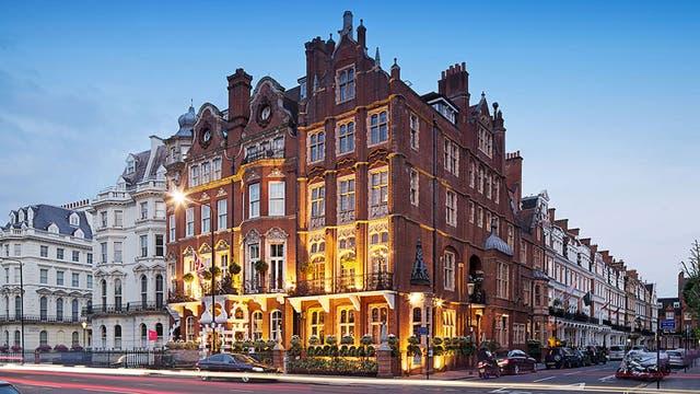 The Milestone Hotel, en Londres, Inglaterra