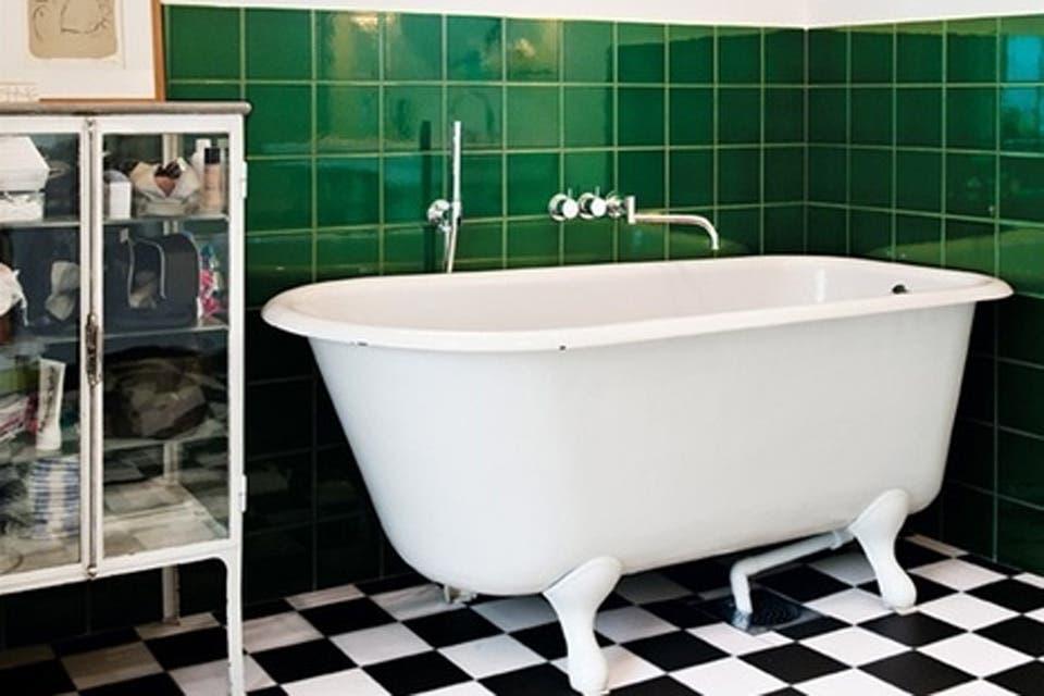 Ideas para decorar tu baño antiguo