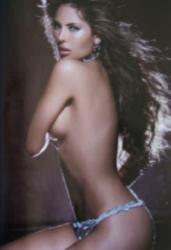 Las impactantes curvas de Angie Sancelmente Valencia, la mujer que quiso montar en la Argentina una organización para traficar droga a Europa. Foto: www.voyazteca.com