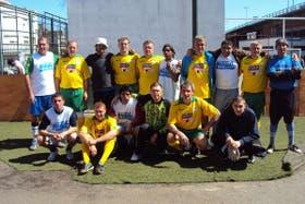 El seleccionado de Lituania pasó por Argentina y entrenó con el nacional