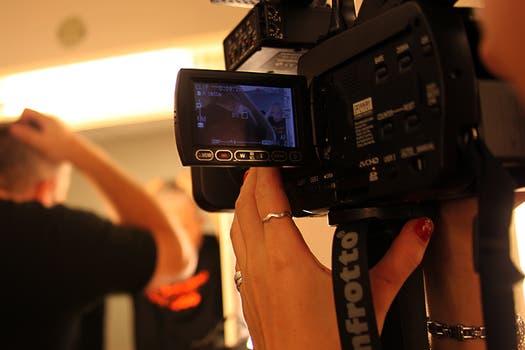 lanacion.com se metió detrás de las cámaras del debate. Foto: lanacion.com / Azul Cecinini