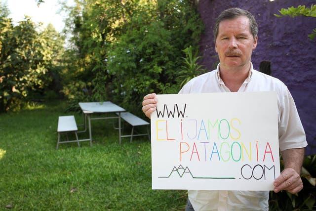 La Patagonia tras las cenizas, unas de las prioridades de la Red Solidaria
