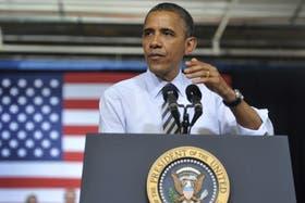 Obama busca presionar de todas maneras el no enriquecimiento de uranio que hace Irán