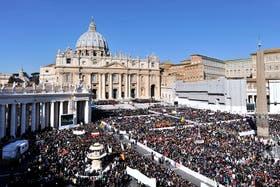 Benedicto XVI abandonará mañana la Santa Sede sin una ceremonia especial