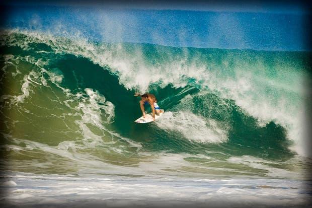 Circuito Mundial De Surf : El circuito mundial de surf en las olas marplatenses