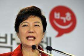 La presidenta de Corea del Sur, Park Geun-hye, prometió una respuesta rápida si Corea del Norte lanza un ataque