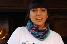 Felicitas Pizarro, la finalista argentina del concurso mundial de chefs