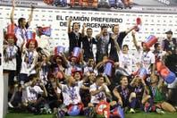 Paso a paso: así fue la campaña de San Lorenzo campeón del torneo Inicial 2013