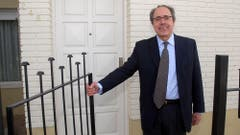 Eduardo Sosa, ex procurador de Santa Cruz, fue restituido a su cargo por una orden judicial