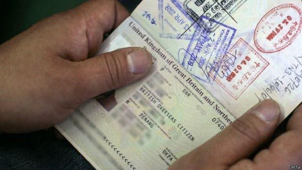 El pasaporte británico es uno de los más cotizados.