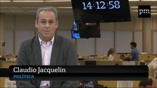 Claudio Jacquelin en La Nación pm