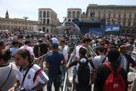 Milán y el Duomo le abren sus puertas a la gran fiesta española