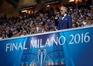 Las perlitas de la final: la bandera para Simeone, el penal fallado y la presencia de Zanetti