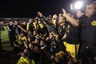 Histórico: Flandria ascendió por primera vez a la B Nacional