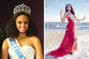 ¿Blanquearon a Miss Francia?