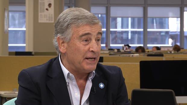 Oscar Aguad habló sobre la deuda del Correo Argentino