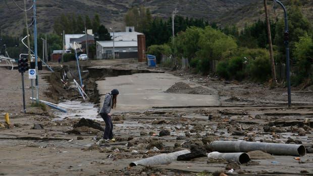 Se realizó un festival a beneficio de los inundados de Comodoro Rivadavia