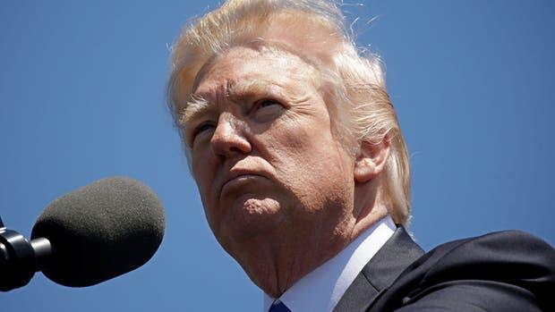 Le reveló Trump datos secretos a Rusia: TWP
