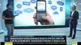 WhatsApp se podrá usar en BlackBerry, Windows Phone y Nokia hasta fin de año